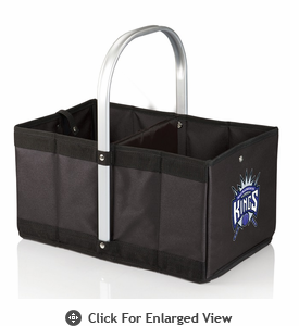 Picnic Time NBA - Black Urban Basket Sacramento Kings