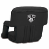 Picnic Time NBA - Black Ventura Seat Brooklyn Nets