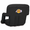 Picnic Time NBA - Black Ventura Seat Los Angeles Lakers