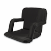 Picnic Time NBA - Black Ventura Seat San Antonio Spurs