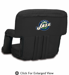 Picnic Time NBA - Black Ventura Seat Utah Jazz