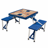 Picnic Time NBA - Blue Picnic Table Sport Charlotte Bobcats