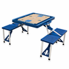 Picnic Time NBA - Blue Picnic Table Sport Denver Nuggets