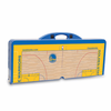 Picnic Time NBA - Blue Picnic Table Sport Golden State Warriors