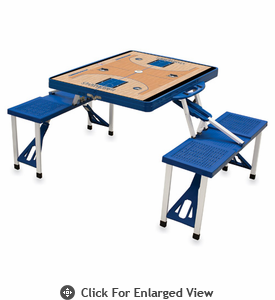 Picnic Time NBA - Blue Picnic Table Sport Minnesota Timberwolves