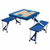 Picnic Time NBA - Blue Picnic Table Sport Oklahoma City Thunder
