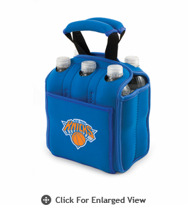 Picnic Time NBA - Blue Six Pack Carrier New York Knicks