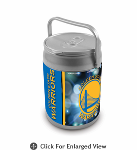Picnic Time NBA - Can Cooler Golden State Warriors