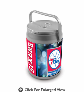 Picnic Time NBA - Can Cooler Philadelphia 76ers
