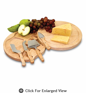 Picnic Time NBA - Circo Cheese Board  Atlanta Hawks