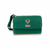 Picnic Time NBA - Hunter Green Blanket Tote Milwaukee Bucks