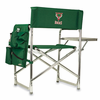 Picnic Time NBA - Hunter Green Sports Chair Milwaukee Bucks