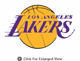 Picnic Time  NBA Los Angeles Lakers