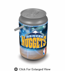 Picnic Time NBA - Mega Can Cooler Denver Nuggets
