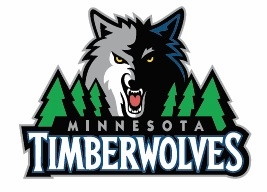 Picnic Time  NBA Minnesota Timberwolves