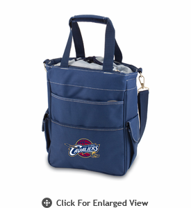 Picnic Time NBA - Navy Blue Activo Cleveland Cavaliers