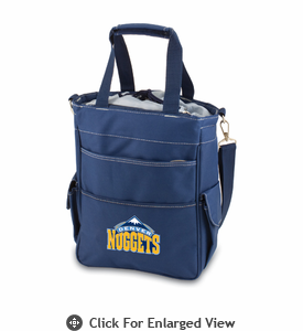 Picnic Time NBA - Navy Blue Activo Denver Nuggets