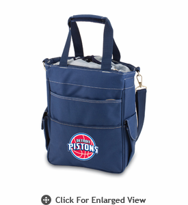 Picnic Time NBA - Navy Blue Activo Detroit Pistons