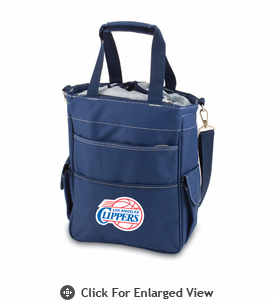 Picnic Time NBA - Navy Blue Activo Los Angeles Clippers