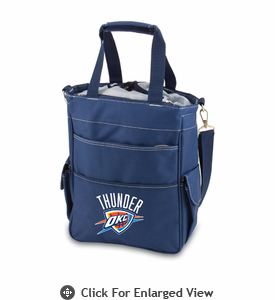 Picnic Time NBA - Navy Blue Activo Oklahoma City Thunder