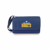 Picnic Time NBA - Navy Blue Blanket Tote Denver Nuggets