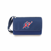 Picnic Time NBA - Navy Blue Blanket Tote Washington Wizards