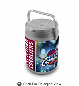 Picnic Time NBA - Navy Blue Bongo Cooler Cleveland Cavaliers