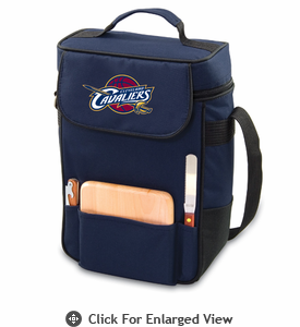 Picnic Time NBA - Navy Blue Duet Cleveland Cavaliers