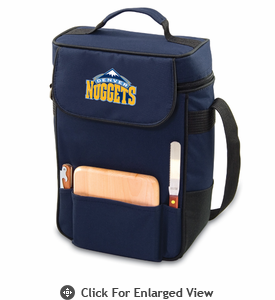 Picnic Time NBA - Navy Blue Duet Denver Nuggets