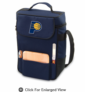 Picnic Time NBA - Navy Blue Duet Indiana Pacers
