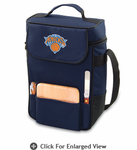 Picnic Time NBA - Navy Blue Duet New York Knicks