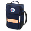 Picnic Time NBA - Navy Blue Duet Philadelphia 76ers