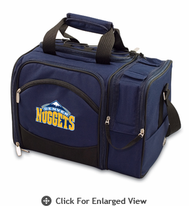 Picnic Time NBA - Navy Blue Malibu Denver Nuggets