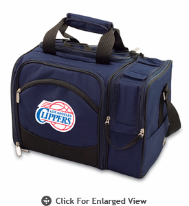 Picnic Time NBA - Navy Blue Malibu Los Angeles Clippers