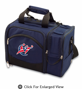 Picnic Time NBA - Navy Blue Malibu Washington Wizards