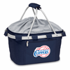 Picnic Time NBA - Navy Blue Metro Basket Los Angeles Clippers