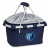Picnic Time NBA - Navy Blue Metro Basket Memphis Grizzlies
