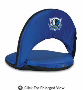 Picnic Time NBA - Navy Blue Oniva Seat Dallas Mavericks