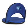 Picnic Time NBA - Navy Blue Oniva Seat Memphis Grizzlies