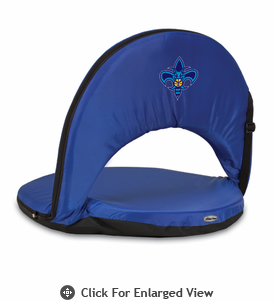 Picnic Time NBA - Navy Blue Oniva Seat New Orleans Hornets