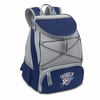Picnic Time NBA - Navy Blue PTX Backpack Cooler Oklahoma City Thunder