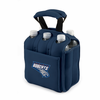 Picnic Time NBA - Navy Blue Six Pack Carrier Charlotte Bobcats