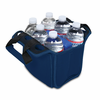 Picnic Time NBA - Navy Blue Six Pack Carrier Detroit Pistons