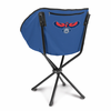 Picnic Time NBA - Navy Blue Sling Chair Atlanta Hawks