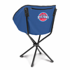 Picnic Time NBA - Navy Blue Sling Chair Detroit Pistons