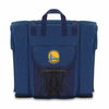 Picnic Time NBA - Navy Blue Stadium Seat Golden State Warriors