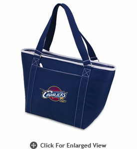Picnic Time NBA - Navy Blue Topanga Cooler Tote Cleveland Cavaliers