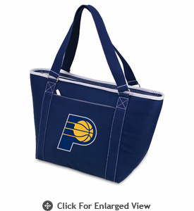Picnic Time NBA - Navy Blue Topanga Cooler Tote Indiana Pacers