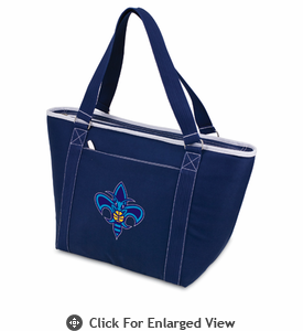 Picnic Time NBA - Navy Blue Topanga Cooler Tote New Orleans Hornets