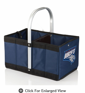 Picnic Time NBA - Navy Blue Urban Basket Charlotte Bobcats